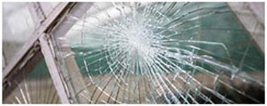 Waltham Cross Smashed Glass